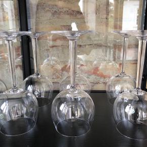 Hvidvinsglas fra Rosendahl, 6 stk, brugt meget få gange.