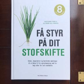 Helt ny bog om Stofskifte
