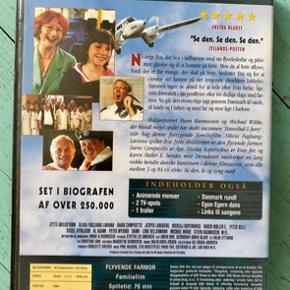 Flyvende farmor dvd  -fast pris -køb 4 annoncer og den billigste er gratis - kan afhentes på Mimersgade 111 - sender gerne hvis du betaler Porto - mødes ikke ude i byen - bytter ikke