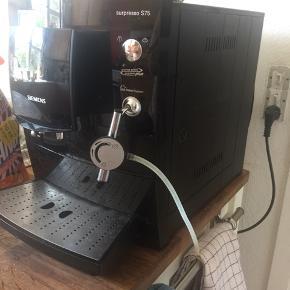 Kaffemaskine brugt et par gange