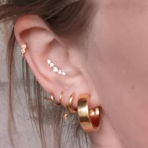 Enamel ørering