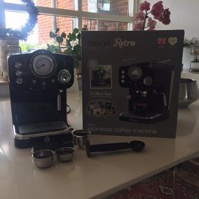 Swan Retroespresso Coffee Machine