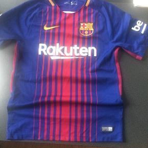 Strømper str 38-41 FC Barcelona sæt str. S