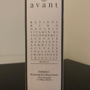 Avant Hi-retinol restoring and lifting serum. Uåbnet