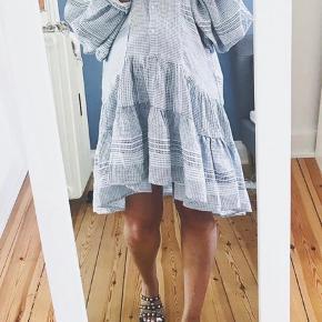 Super fin sommerkjole fra H&M i 100% bomuld.