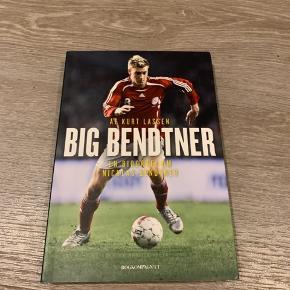 Big Bendtner bog - En biografi om Nicklas Bendtner