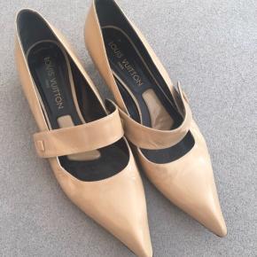 Fine sko fra Louis Vuitton str. 38,5.