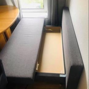 """Har desværre ikke et billede af sove sofaen hvor den er slået ud som """"seng"""" afhentes fra Rødovre fra 3 sal"""