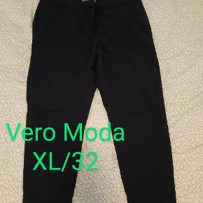 Sælger mine slacks fra Vero Moda.  Jeg er 167 cm høj og de går mig til lidt over anklerne.   Super lækre - desværre blevet for store.