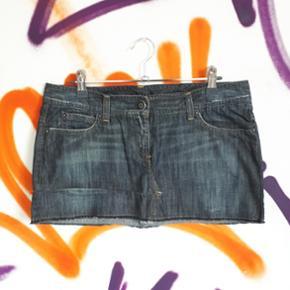 Jeans-Mini-Rock für über Leggins oder enge Hosen.Preis inklusiv Porto 🌸