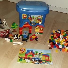 Lego 4626 + mange ekstra klodser  se også mine andre annoncer.  sender med gls eller dao, køber betaler fragt