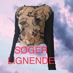 S Ø G E R S ø g e r  en vintage/retro trøje lignende den på billedet Helst i størrelse XS eller S