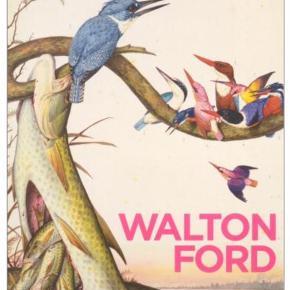 "Walton Ford plakat  Fra Louisiana udstillingen ""Baba"" God stand"