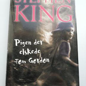 Stephen King, pigen der elskede tom Gordon, hardback
