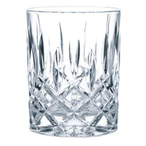 4 stk. Krystalglas fra nachtmann