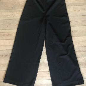 Vidde bukser med elastik i taljen😊