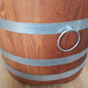 Especially hand made wooden barrel 60cm in diameter