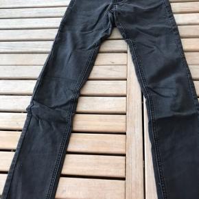 Nyere d-xel bukser  Str 12 år  Skinny. Byd