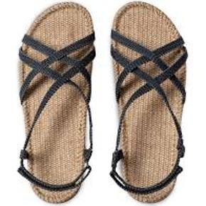 . Shangies  sandaler str 40-41. Ny model med rem og velcrolukning omkring hælen, er aldrig brugt