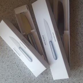 Helt nye knive fra Normann Copenhagen.