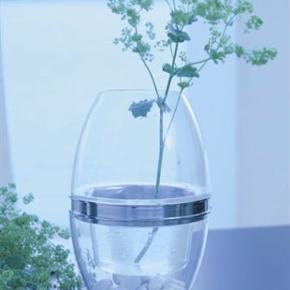 Fin herstal event vase, brugt sparsomt og har stået i skabet de seneste år.   OBS: befinder sig i Randers. Kan sendes.   #30dayssellout