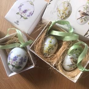 Tre Royal Copenhagen Påske æg ( original, ikke anden sortering )