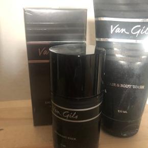 Van Gils anden personlig pleje