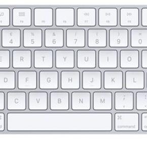Næsten nyt Apple Magic Keyboard.