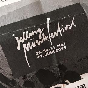 4 onsdags billetter til Jellinge festival sælges. BYD
