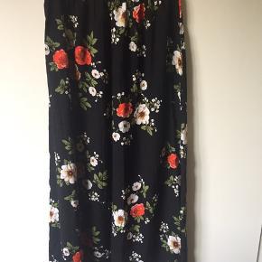 Fin maxi nederdel, str m/l