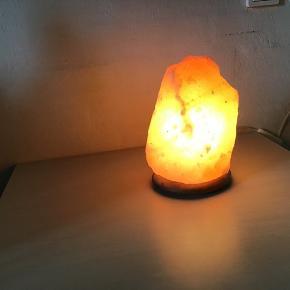 Himalaya saltlampe, ca 20cm