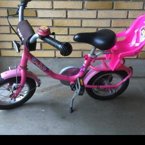 Puky 12 tommer cykel.