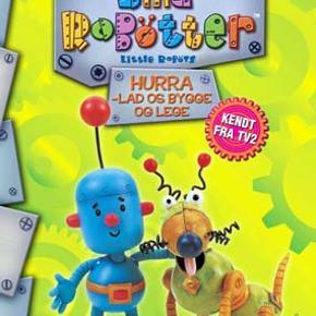11138 - Små Robotter #1: Episode 1-5 (DVD)  Dansk Tale - I FOLIE