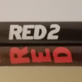 Red 1 2 Dansk tekst Sælges samlet