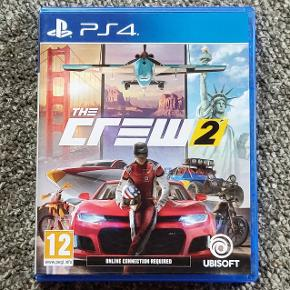 The Crew 2 sælges til PlayStation 4