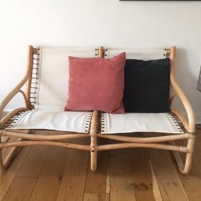 Bambus sofa.  Mål kommer 😊