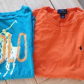 Fine Ralp Lauren T-Shirt. Str. 14- 16 år også kaldet L i børnestørrelse.