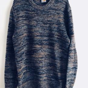 Super lækker sweater fra Carhartt i uld.