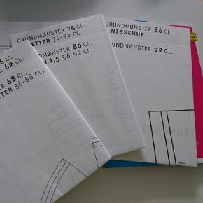 Dejlig sybog med mønstre af børnetøj 0/3 år af Hanne Meedom og Sofie Meedom