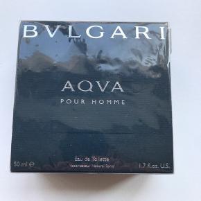 AQVA Pour homme. Helt ny. Stadig i folie. Købt i lufthavn i udlandet og kan derfor ikke byttes.