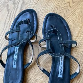 Manolo Blahnik sandaler