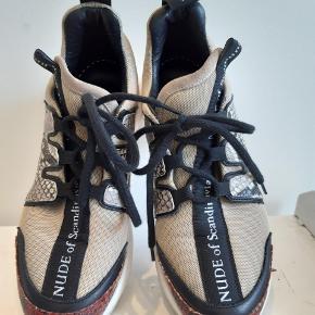 Nude Of Scandinavia sneakers