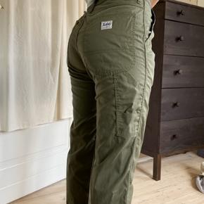 Lee workpants i armygrøn