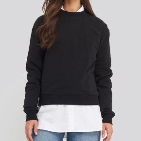 Basic sweatshirt fra NA-KD.