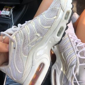 Nike tn air sneaks  Prisen er ikke fast så bare byd  De får self lige en vask før jeg sender men de fejler ingenting og er i super god stand Skriv endelig hvis flere billeder ønskes