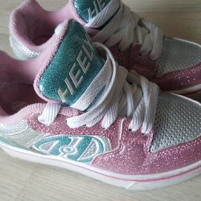 Super fine rulle sko. Brugt minimalt.