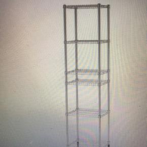 Omar reol fra ikea Original pris: 458 Mål: 46x36x181 cm Fejler intet.  Skal hentes i Snekkersten (Helsingør) Møblet er samlet og kan sagtens skilles ad og nemt samles igen ved afhentning