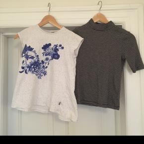 2 t shirt str 12 år sælges kun samlet.Den ene er fra molo