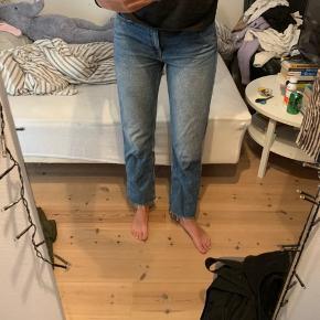 Overvejer og sælge disse super fede jeans. Sælges kun ved det rette bud, så byd endelig! Bukserne er i størrelse W29