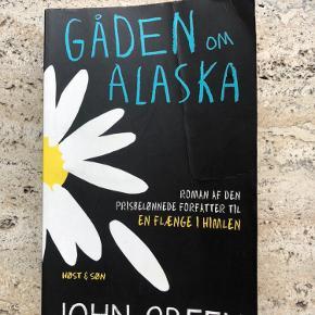 Lille samling af John Green bøger, sælges sammen.